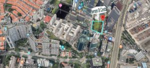 Bernam-Street-Condo-Location-Map