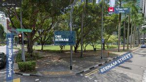 One-Bernam-site-map-singapore