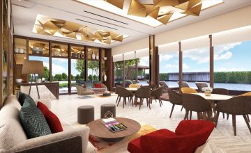 One-Bernam-Club-House